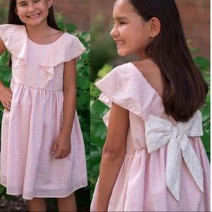 """Mabel + Honey Pinky Promise Dress""""perfect 4 Easter"""